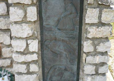 Kemenesszentpéter világháborús emlékmű 2009.05.15. küldő-Sümec (5)