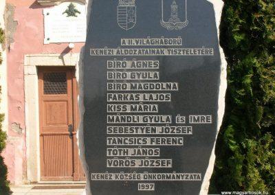 Kenéz II.vh emlékmű 209.03.08. küldő-Tamás2 (2)