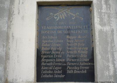 Kenyeri világháborús emlékmű 2009.05.15. küldő-Sümec (3)