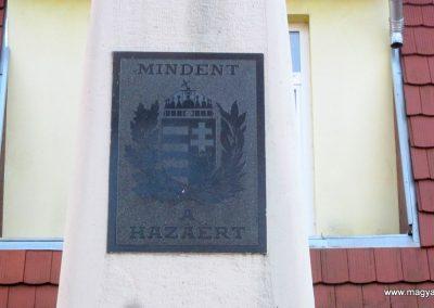 Kerecsend világháborús emlékmű 2019.02.13. küldő-kalyhas (3)