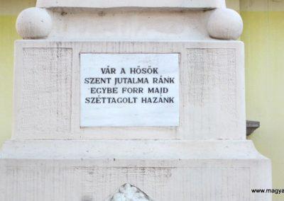Kerecsend világháborús emlékmű 2019.02.13. küldő-kalyhas (4)