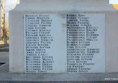 Kerecsend világháborús emlékmű 2019.02.13. küldő-kalyhas (8)