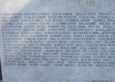 Kerekegyháza világháborús emlékmű 2007.10.16.küldő-Markó Péter (5)