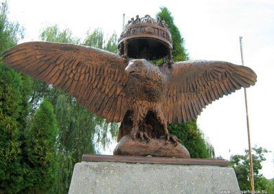 Kereki világháborús emlékmű 2010.08.05. küldő-Mistel (5)