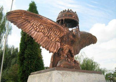 Kereki világháborús emlékmű 2010.08.05. küldő-Mistel (6)