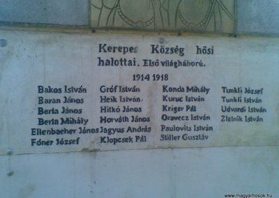 Kerepes Hősi emlékmű 2009.12.28. küldő-Huszár Peti (3)