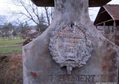 Keresztéte I. világháborús emlékhely 2014.02.15. küldő-kalyhas (5)