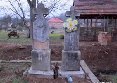 Keresztéte I. világháborús emlékhely 2014.02.15. küldő-kalyhas (6)