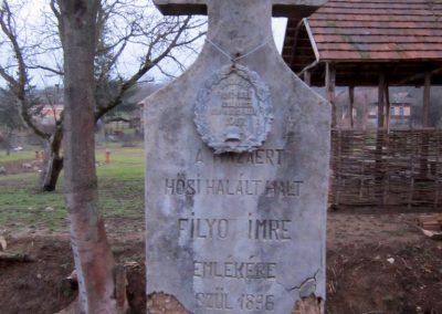 Keresztéte I. világháborús emlékhely 2014.02.15. küldő-kalyhas (7)