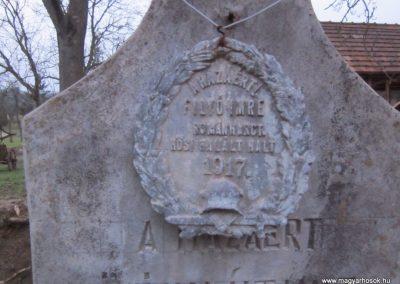 Keresztéte I. világháborús emlékhely 2014.02.15. küldő-kalyhas (8)