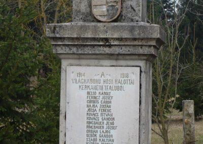 Kerkafalva I.vh emlékmű 2009.03.02.küldő-Sümec (3)