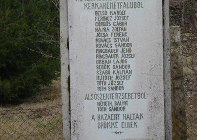 Kerkafalva I.vh emlékmű 2009.03.02.küldő-Sümec (4)