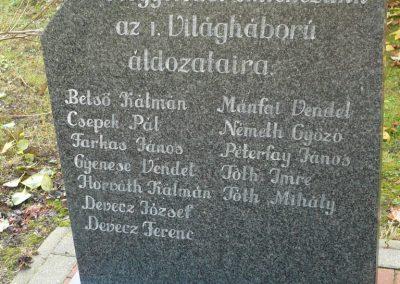 Kerkakutas világháborús emlékmű 2009.11.17. küldő-Sümec (1)