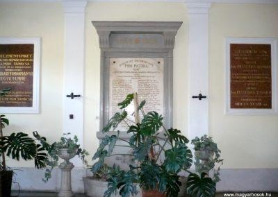 Keszthely - Egyetem I.vh emlékmű 2011.09.02. küldő-Sümec