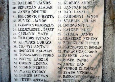 Keszthely I. világháborús emlékmű 2013.10.04. küldő-Sümec (10)