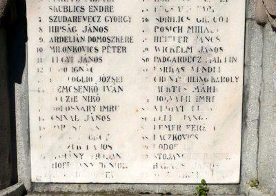 Keszthely I. világháborús emlékmű 2013.10.04. küldő-Sümec (6)
