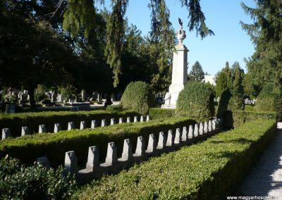 Keszthely I. világháborús katona sírkert 2013.10.04. küldő-Sümec