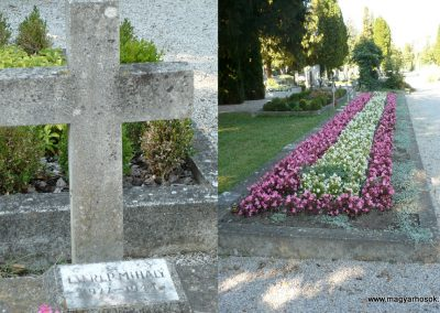 Keszthely II. világháborús katona sírkert 2013.10.04. küldő-Sümec (10)