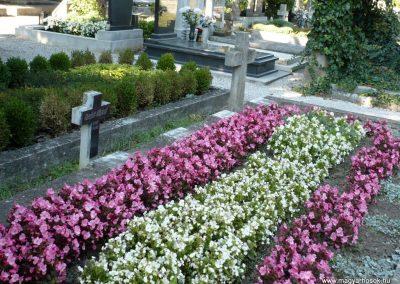 Keszthely II. világháborús katona sírkert 2013.10.04. küldő-Sümec (8)
