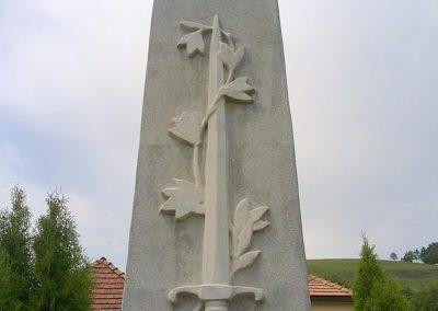 Királd világháborús emlékmű 2012.06.29. küldő-Pataki Tamás (1)
