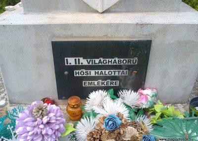 Királd világháborús emlékmű 2012.06.29. küldő-Pataki Tamás (3)