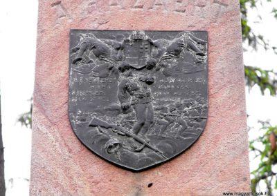 Királyegyháza világháborús emlékmű 2010.05.22. küldő-KRySZ (3)