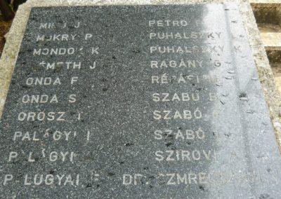 Királyhelmec világháborús emlékmű 2009.05.31.küldő-Ágca (3)