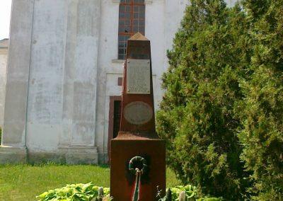 Királyszentistván világháborús emlékmű 2011.05.18. küldő-Csiszár Lehel