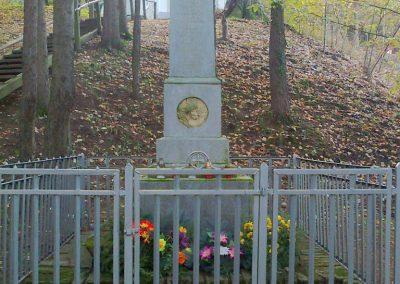 Kisújbánya világháborús emlékmű 2012.11.04. küldő-Turul 68