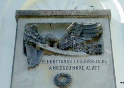 Kisar világháborús emléktáblák 2018.11.12. küldő-Eszterhai Zsuzsa (2)