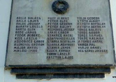 Kisar világháborús emléktáblák 2018.11.12. küldő-Eszterhai Zsuzsa (3)