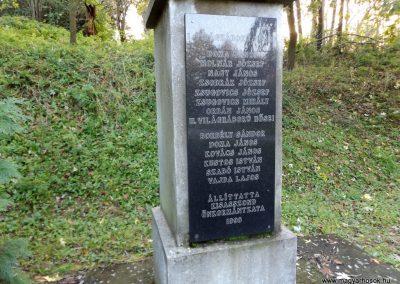 Kisasszond világháborús emlékmű 2014.10.25. küldő-kalyhas (4)