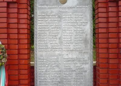 Kisbárapáti világháborús emlékmű 2009.12.09. küldő-Sümec (2)