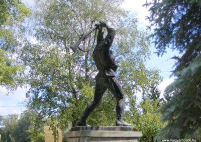 Kisbér, I. világháborús emlékmű