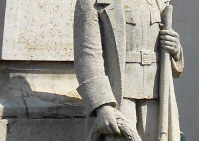 Kisbabot világháborús emlékmű 2012.08.26. küldő-Baloghzoli (2)