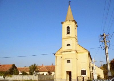 Kisberzseny, katolikus templom