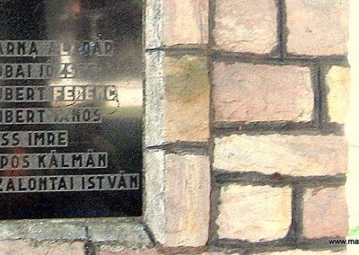 Kiscsécs és Girincs közös II. világháborús emlékmű 2007.09.24. küldő-kalyhas (3)