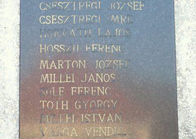 Kiscsehi világháborús emlékmű 2009.11.17. küldő-Sümec (2)