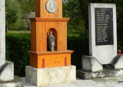 Kiscsehi világháborús emlékmű 2016.04.17. küldő-Huber Csabáné (3)