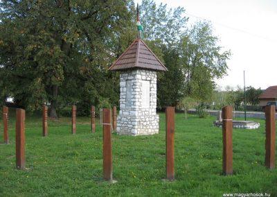 Kisgyőr világháborús emlékhely 2007.09.20.küldő-Kályhás