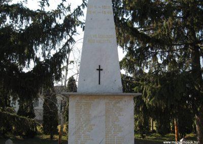 Kisköre világháborús emlékmű 2008.02.25.küldő-kalyhas (2)