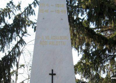 Kisköre világháborús emlékmű 2008.02.25.küldő-kalyhas (3)