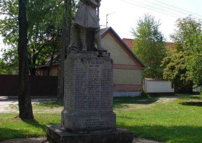Kiskőrös I. világháborús emlékmű 2007.08.21. küldő-Hunmi