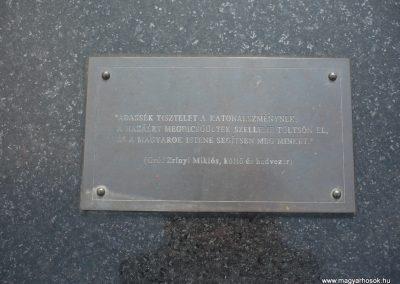 Kiskanizsa világháborús emlékmű 2009.05.14.küldő-Sümec (3)