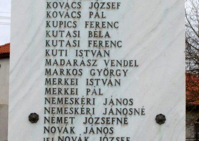 Kiskorpád világháborús emlékmű 2012.04.19. küldő-Sümec (10)