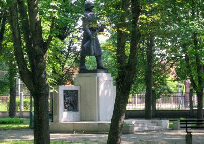 Kiskunfélegyháza I. világháborús emlékmű 2015.05.30. küldő-Emese (1)