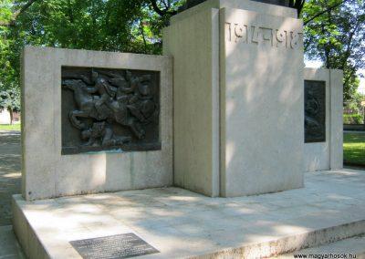 Kiskunfélegyháza I. világháborús emlékmű 2015.05.30. küldő-Emese (3)
