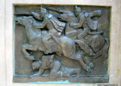 Kiskunfélegyháza I. világháborús emlékmű 2015.05.30. küldő-Emese (4)