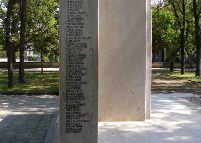 Kiskunfélegyháza I.vh emlékhelyek 2007.08.21.küldő-Hunmi (7)
