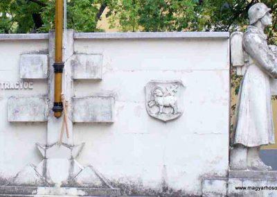 Kiskunmajsa I. világháborús emlékmű 2007.08.21. küldő-HunMi (2)